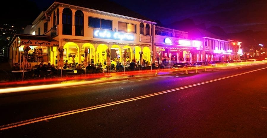Camps Bay Dining & Nightlife