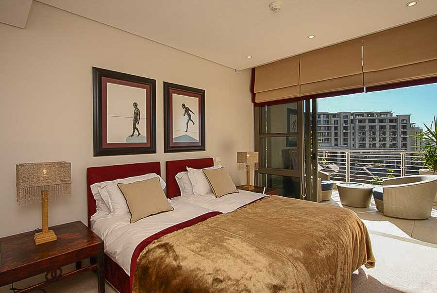 Kylemore 410 V&A Waterfront Holiday Apartments & Luxury Accommodation