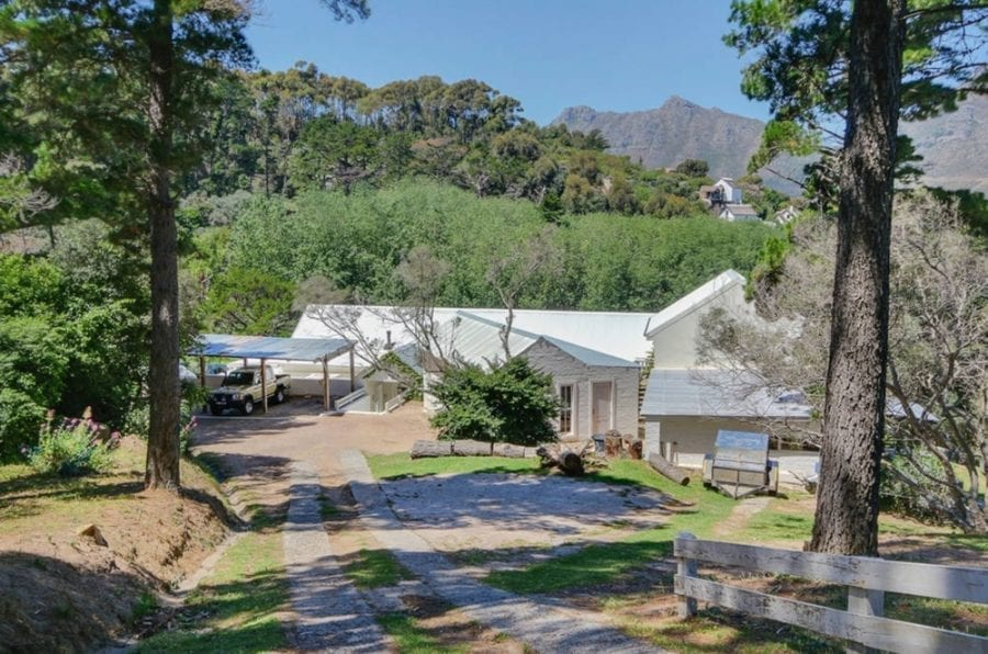 Hout Bay Mountain Retreat
