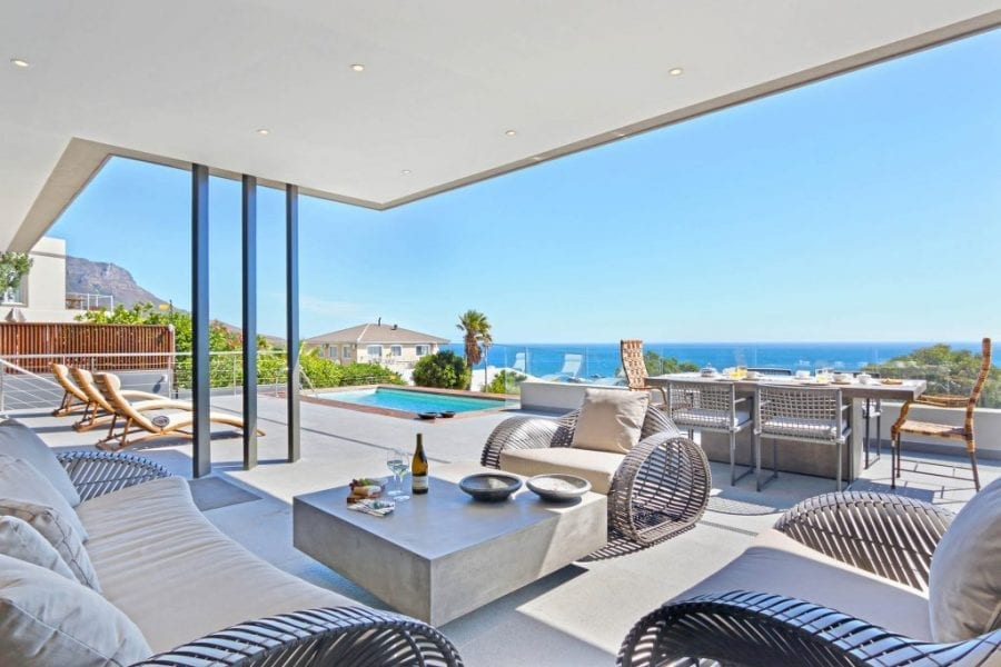 Finchley Road 20 • Camps Bay Holiday Villas & Luxury Accommodation
